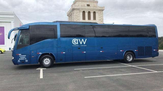 Onibus VW Irizar Intercentury