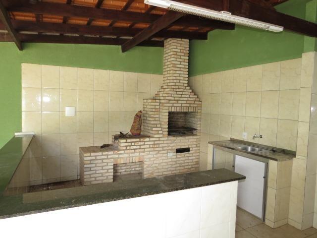 Casa a venda no Condomínio Morada da Serra / 03 Quartos / Setor de Mansões / Churrasqueira - Foto 12