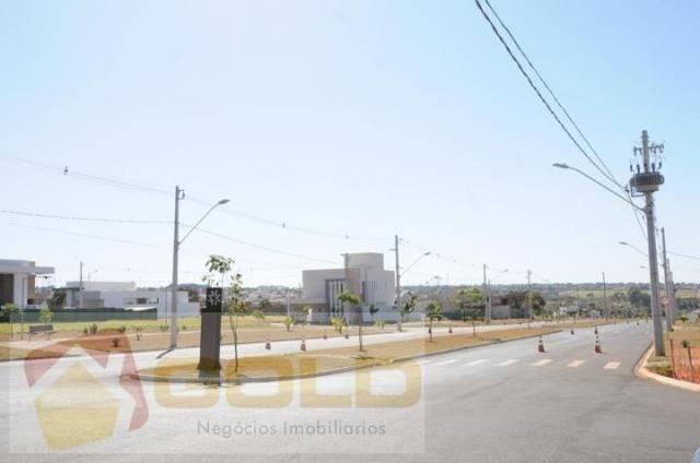 Terreno em condomínio para venda em uberlândia, cond splendido - Foto 7