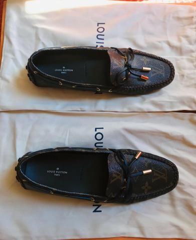 Sapato Louis Vuitton! Novo, Nunca Usado