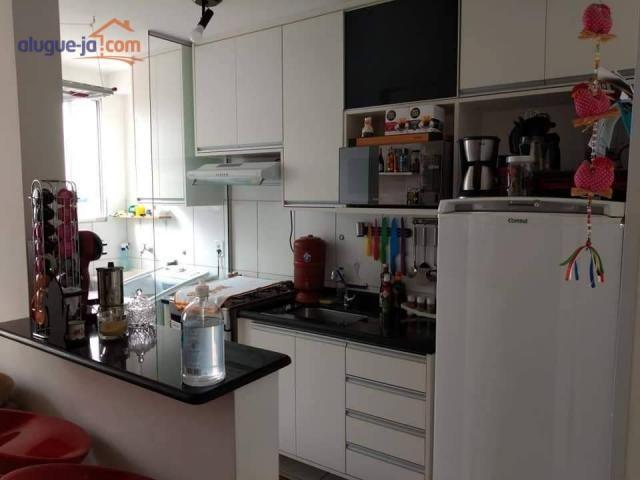 Lindo apartamento com 2 dormitórios à venda, 47 m² por r$ 195.000 - palmeiras de são josé  - Foto 6