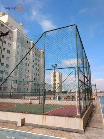 Lindo apartamento com 2 dormitórios à venda, 47 m² por r$ 195.000 - palmeiras de são josé  - Foto 3