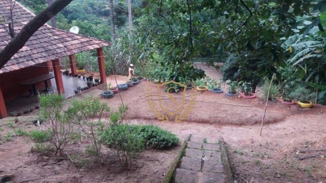 Chácara à venda, 2800 m² por r$ 230.000,00 - pessegueiros - teresópolis/rj - Foto 11