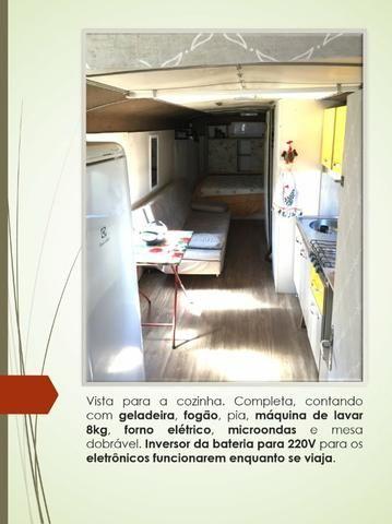 Ônibus-casa - Foto 4