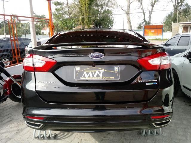 Fusion 2.0 16V GTDi Titanium 4WD (Aut) - Foto 4