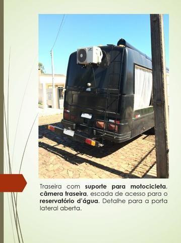 Ônibus-casa - Foto 16