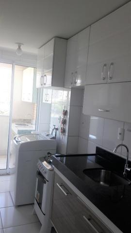 Apartamento Sala/Quarto Mobiliado, Locação na Ponta D'Areia, 2 Vagas Garagem - Foto 7