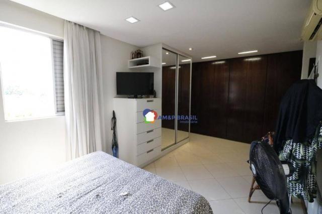 Cobertura com 5 dormitórios à venda, 320 m² por R$ 870.000,00 - Setor Marista - Goiânia/GO - Foto 15