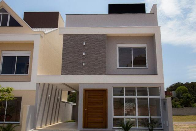 Casa de condomínio à venda com 3 dormitórios! Umbará/Curitba