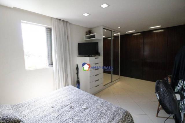 Cobertura com 5 dormitórios à venda, 320 m² por R$ 870.000,00 - Setor Marista - Goiânia/GO - Foto 14
