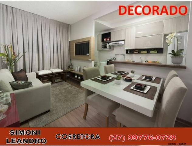 SCL - 34 - Apartamento 2 quartos, quintal, lazer completo, elevador, (entrada facilitada) - Foto 6