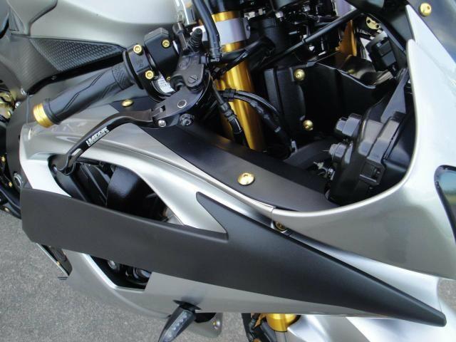 Yamaha R6 2007/2008 - Foto 6