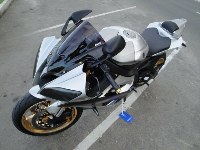 Yamaha R6 2007/2008 - Foto 17