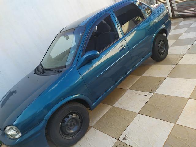 Corsa 1.6 gasolina 2002 - Foto 10