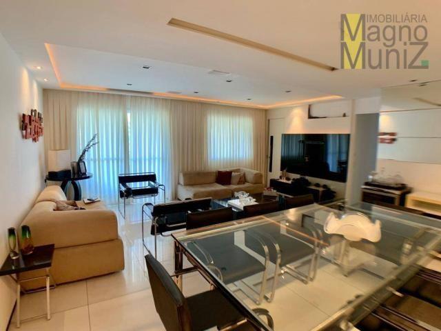 Apartamento com 3 dormitórios à venda por r$ 700.000,00 - cocó - fortaleza/ce - Foto 17