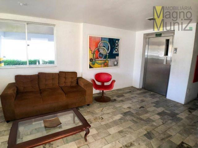 Apartamento projetado com 3 dormitórios, 2 vagas, à venda, 110 m², por r$ 275.000 - papicu - Foto 18