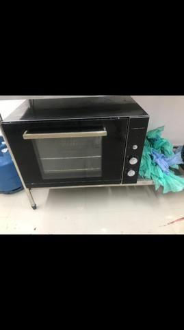 Mesas inox/ forno industrial/ fogão industrial