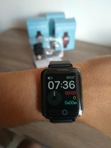 Smart bracelete relógio inteligente - Foto 4