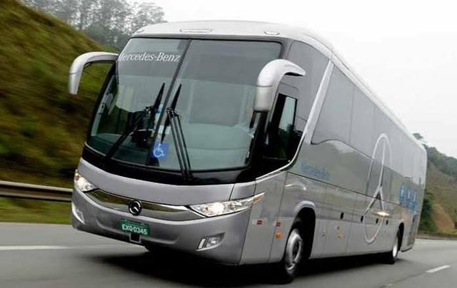 Ônibus Mercedez bens