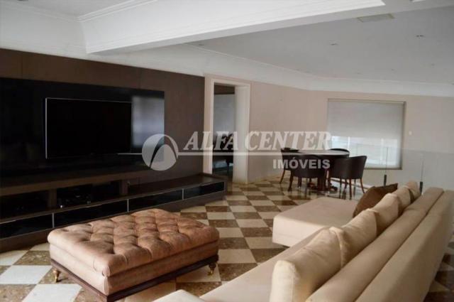 Apartamento Duplex com 5 dormitórios para alugar, 650 m² por R$ 20.000,00/mês - Setor Buen - Foto 6