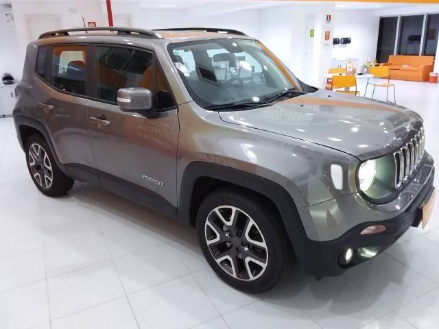 RENEGADE 2019/2020 1.8 16V FLEX LONGITUDE 4P AUTOMÁTICO - Foto 5