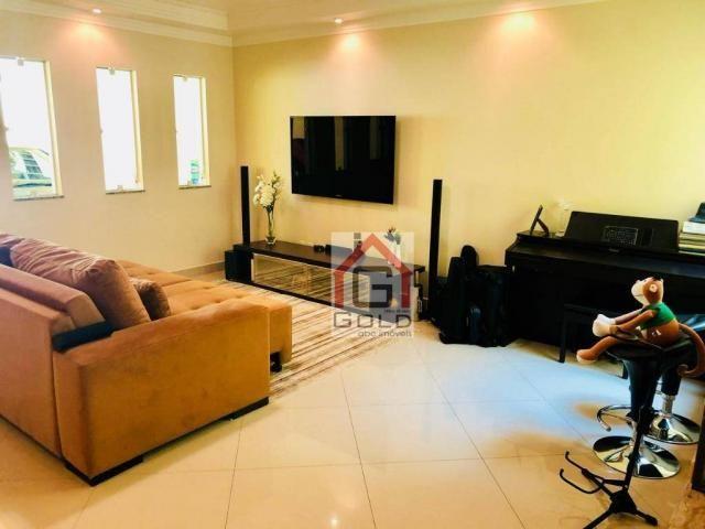 Sobrado com 3 dormitórios à venda, 195 m² por R$ 850.000 - Parque das Nações - Santo André - Foto 7