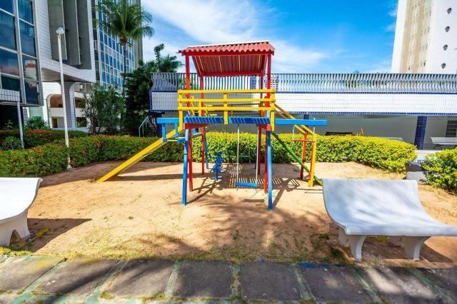 Apartamento para aluguel, 3 quartos, 2 vagas, Papicu - Fortaleza/CE - Foto 13