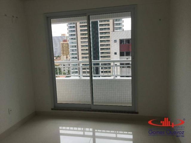 Apartamento residencial à venda, Meireles, Fortaleza. - Foto 13