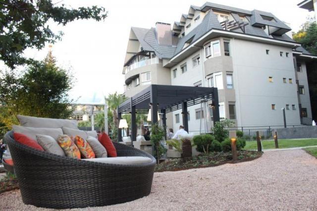 Apartamento com 3 dormitórios à venda, 162 m² por R$ 3.919.114,29 - Centro - Gramado/RS - Foto 2