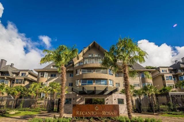 Apartamento com 3 dormitórios à venda, 162 m² por R$ 3.919.114,29 - Centro - Gramado/RS