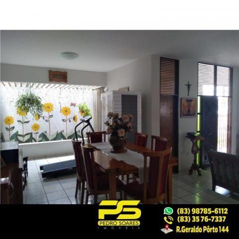 (EXCELENTE) Casa c/ 4 qts, 1 st, DCE, à venda, 420 m² por R$ 650.000 - Cristo Redentor - Foto 11