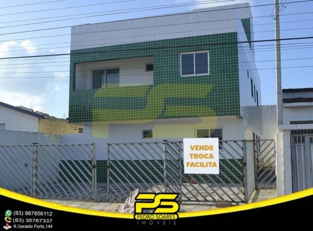 Oportunidade, apartamento, 02 quartos, suíte, varanda, 52m², por apenas R$ 134.900,00, em