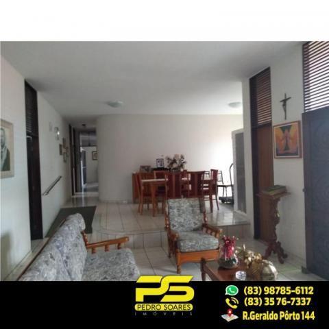 (EXCELENTE) Casa c/ 4 qts, 1 st, DCE, à venda, 420 m² por R$ 650.000 - Cristo Redentor - Foto 20