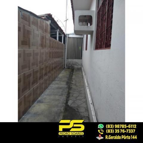 (EXCELENTE) Casa c/ 4 qts, 1 st, DCE, à venda, 420 m² por R$ 650.000 - Cristo Redentor - Foto 5