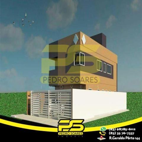 Apartamento com 2 dormitórios à venda, 45 m² por R$ 155.000 - Castelo Branco - João Pessoa - Foto 2