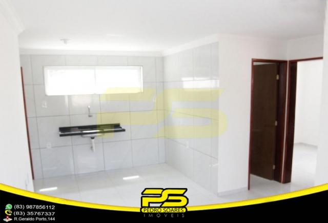 Oportunidade, apartamento, 02 quartos, suíte, varanda, 52m², por apenas R$ 134.900,00, em  - Foto 3