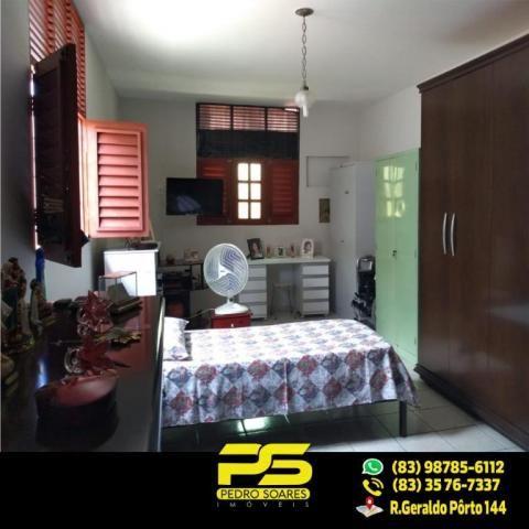 (EXCELENTE) Casa c/ 4 qts, 1 st, DCE, à venda, 420 m² por R$ 650.000 - Cristo Redentor - Foto 6