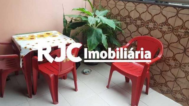 Apartamento à venda com 2 dormitórios em Tijuca, Rio de janeiro cod:MBAP24856 - Foto 18