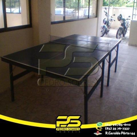 Apartamento com 3 dormitórios para alugar, 80 m² por R$ 1.100,00/mês - Jardim Cidade Unive - Foto 8