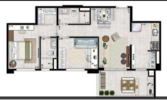 Quintas da Glória - 62m² a 138m² - 1 a 4dorms - Macaé, RJ - ID2 - Foto 15