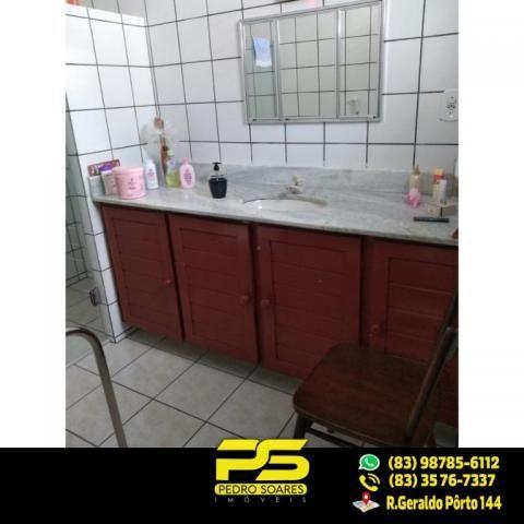 (EXCELENTE) Casa c/ 4 qts, 1 st, DCE, à venda, 420 m² por R$ 650.000 - Cristo Redentor - Foto 7