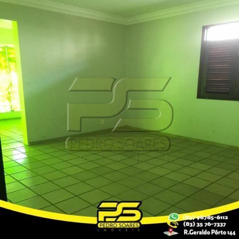 Casa com 4 dormitórios para alugar por R$ 7.000,00/mês - Tambaú - João Pessoa/PB - Foto 2