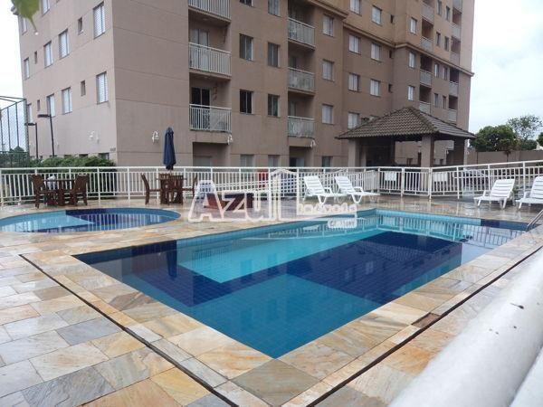 Apartamento com 2 quartos no Edificio Fit Maria Ines - Bairro Jardim Maria Inez em Aparec - Foto 12
