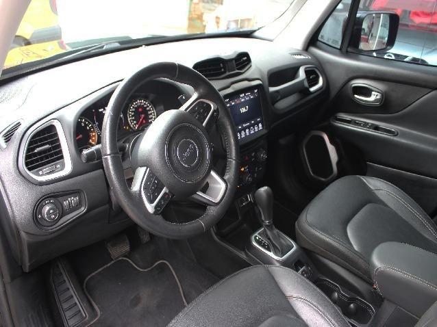 Jeep Renegade 1.8 Longitude 16V Flex 4P Completo Automático- Ano 2019*Aceito Troca - Foto 6