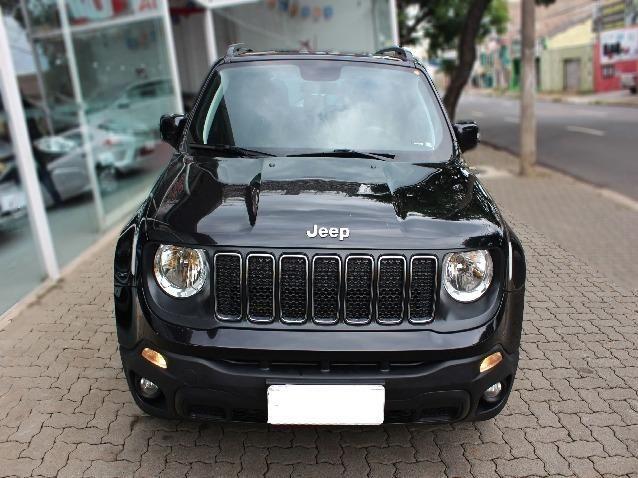 Jeep Renegade 1.8 Longitude 16V Flex 4P Completo Automático- Ano 2019*Aceito Troca - Foto 2