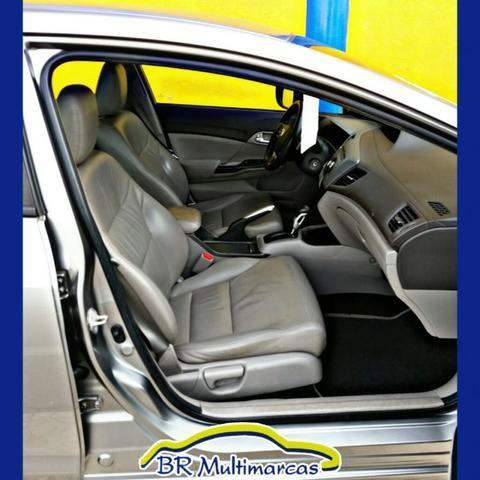 Honda Civic LXL Flex 2013 vendido - Foto 6