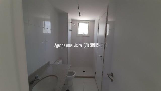 Cobertura linear em Botafogo, no You, Real Grandeza, 156m, 3 quartos, vista Cristo - Foto 12