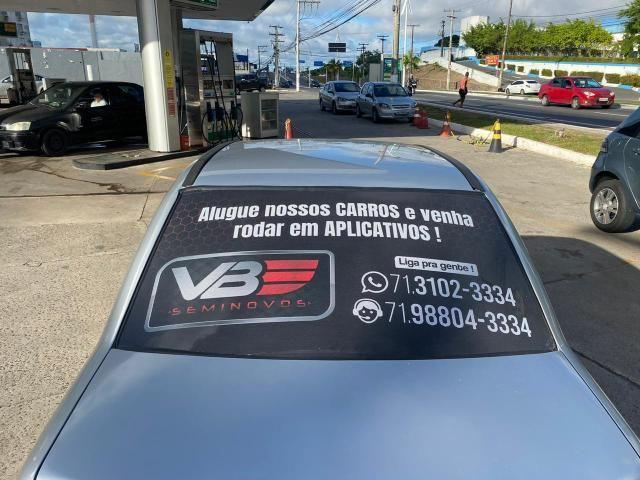 Aluga-se - Alugo - Alugamos - Aluguel Classic 2014 GNV para motoristas de aplicativos Uber - Foto 3