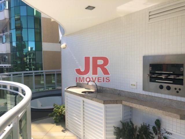 Excelente apartamento de alto padrão 4 suítes, decorado e mobiliado. Passagem-Cabo Frio-RJ - Foto 9
