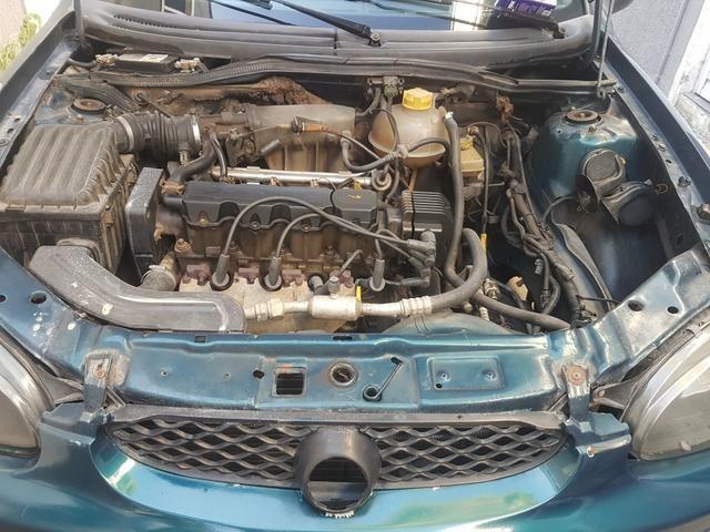Corsa Wagon 99 - 1.6 - 8V - Foto 8